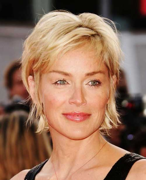 ... furthermore Short Pixie Hairstyles. on short haircuts for thin hair