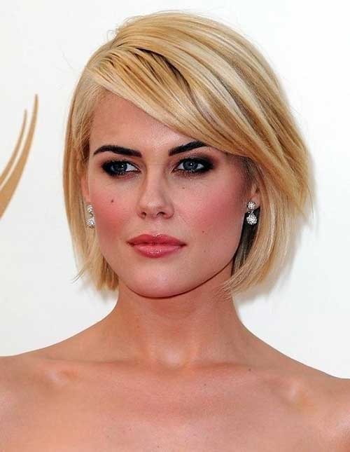 Short Haircuts for Long Faces-15