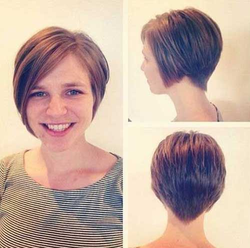 Short Haircuts For 2016-16