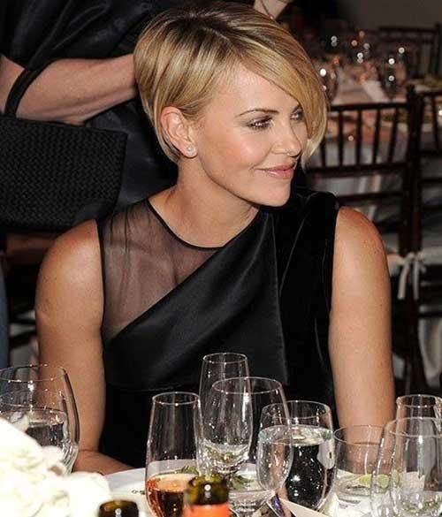 Celebrities Short Hair 2016-17