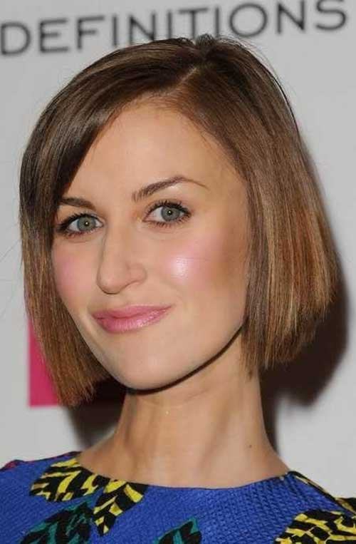 Cute Short Haircuts for Thin Hair-17