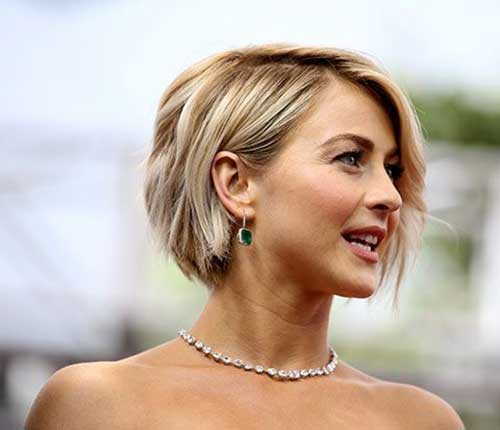 Short Blonde Haircuts-17