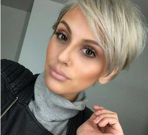Short Pixie Cuts for Fine Hair-17