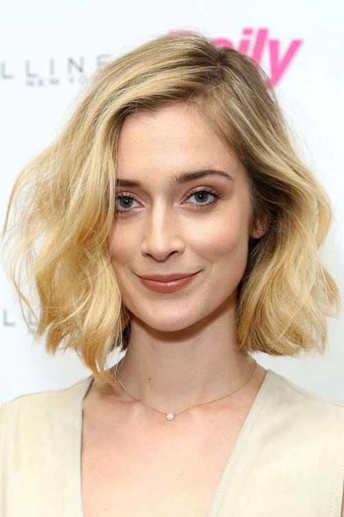Wavy Short Hair-17