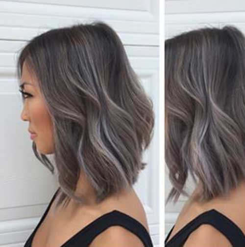 Hair Color for Short Hair-18