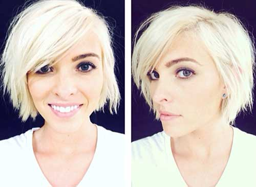 Short Blonde Haircuts-19