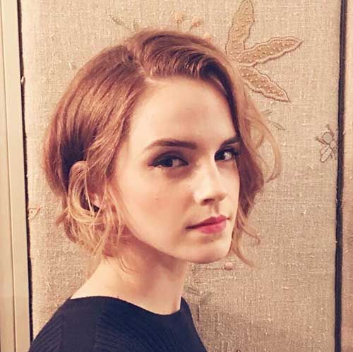 Celebrities Short Hair 2016-20