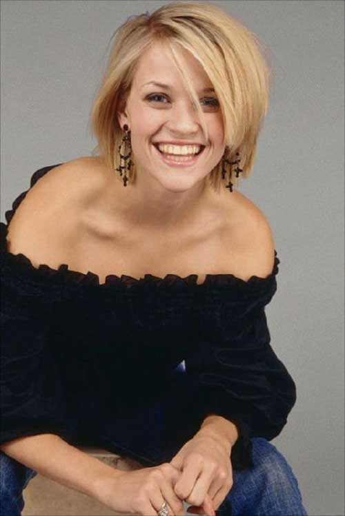 Celebrity with Short Hair-20