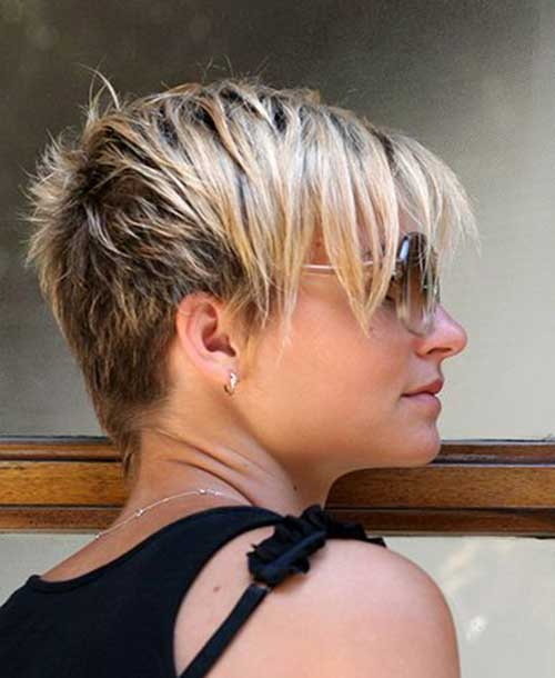Easy Short Haircuts-20