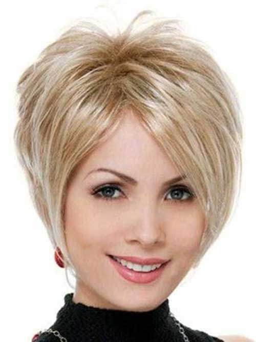 Hairstyles For Girls With Short Hair-20