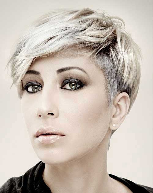 Short Blonde Haircuts-20