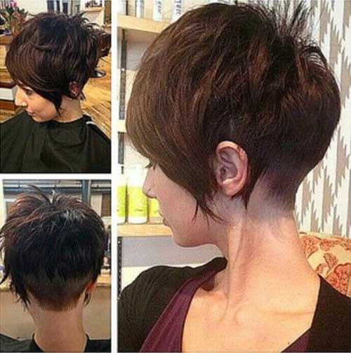 Short Haircuts For Women 2015-20