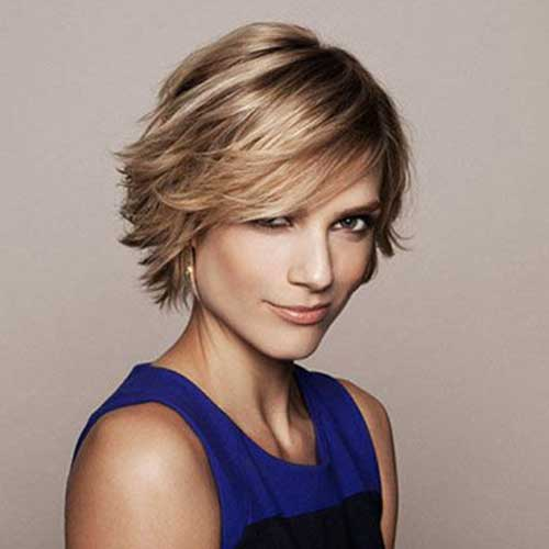 Short Haircuts For Women 2015-21