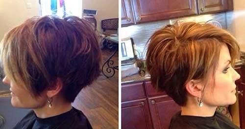 Cute Short Hairstyles-22
