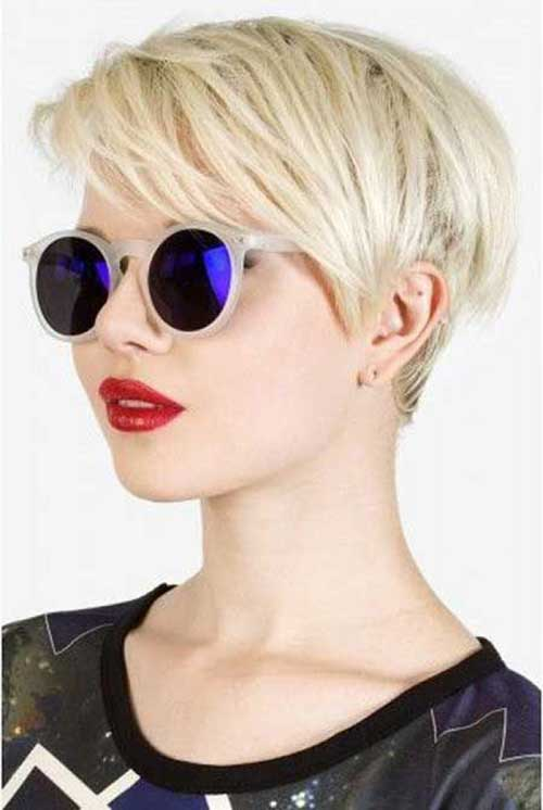 Short Haircuts For 2016-22