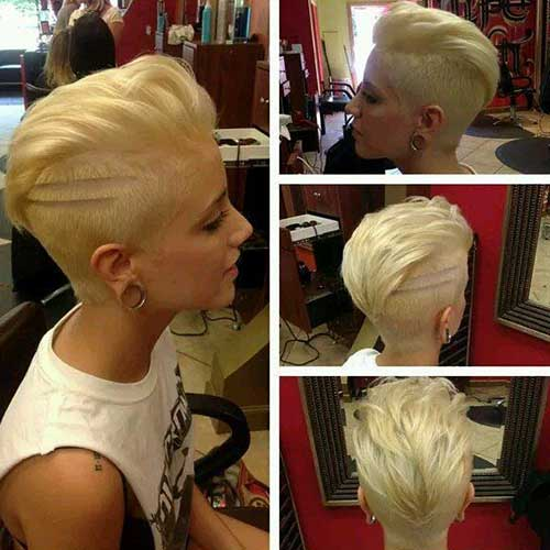 Short Blonde Haircuts-23
