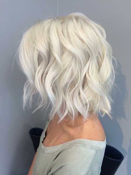 Hair Color for Short Hair-26