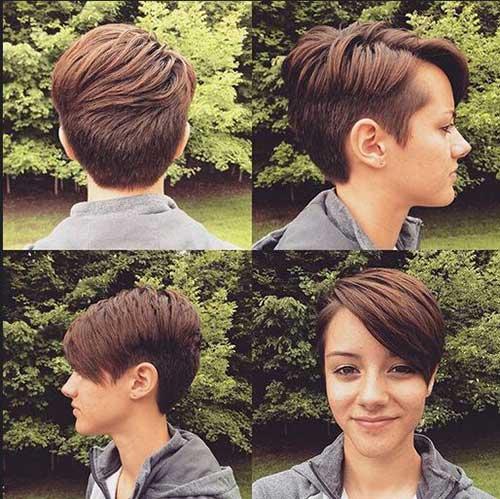 Cute Short Hairstyles-26