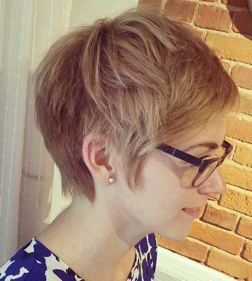 Cute Short Hairstyles-27