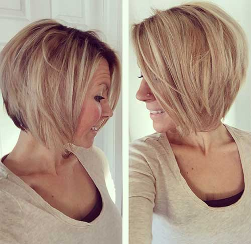 Hairstyles For Short Hair 2017 : 2017 Short Hair Styles likewise Haircuts And Hairstyles For 2017 Hair ...