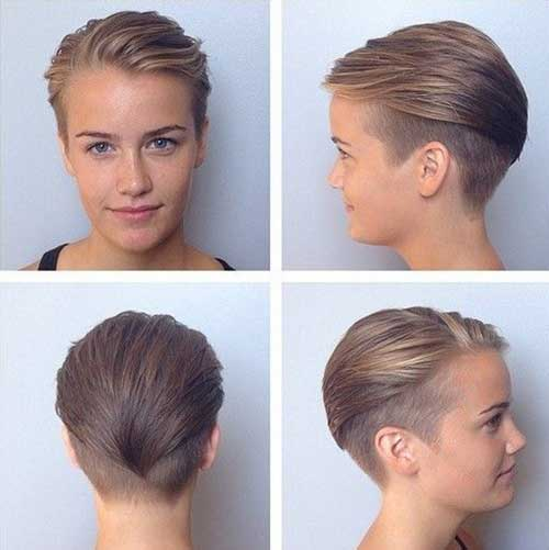 Short Pixie Cuts for Fine Hair-27