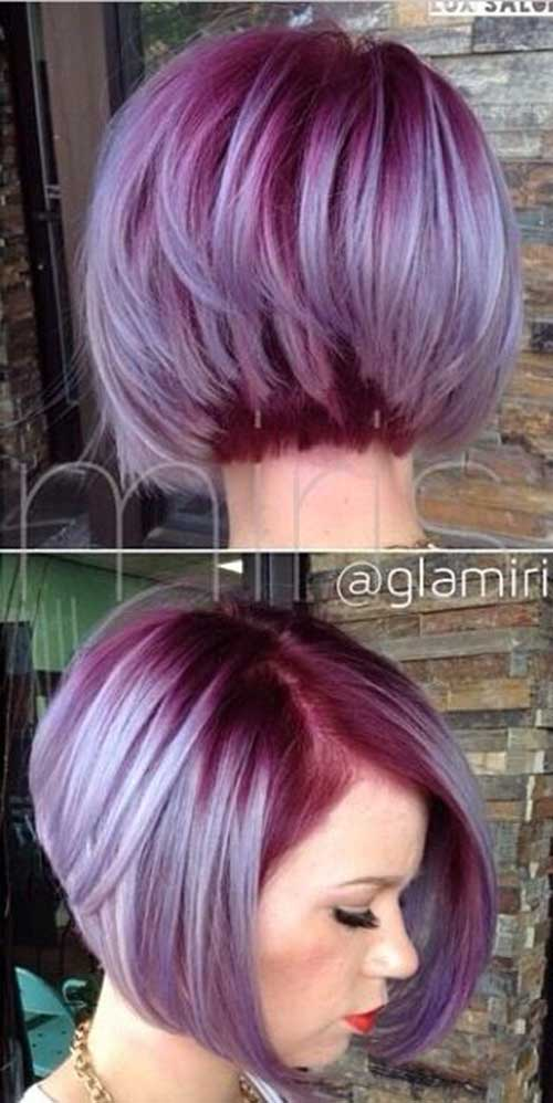 Hair Color for Short Hair-28