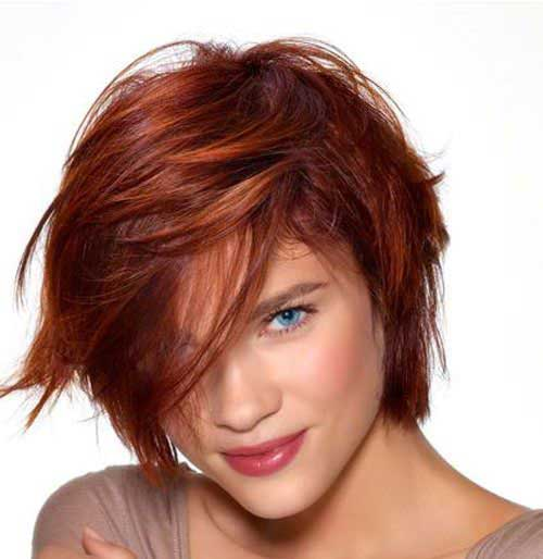 Short Haircuts For Women 2015-28