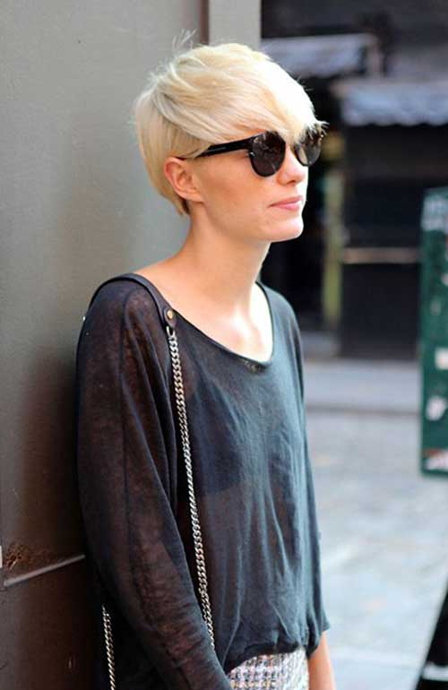 Short Blonde Haircuts-32