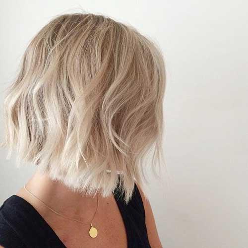 24 fine Short Blonde Hair 2017 – wodip