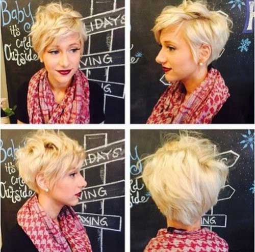 Short Haircuts For Women 2015-34