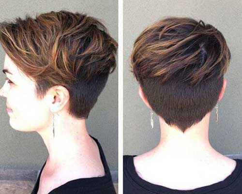 Short Haircuts For Women 2015-35