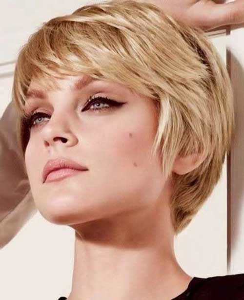 Short Haircuts For Women 2015-38