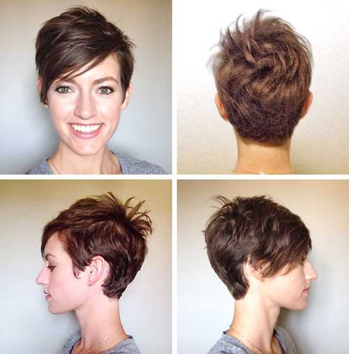 Hairstyles 2017 Pixie Cut : Hairstyles For Women 35 40 hairstylegalleries.com