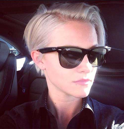 Short Blonde Haircuts-40