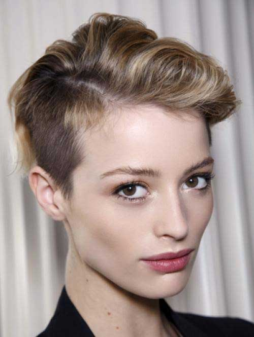 Short Haircuts For Women 2015-40