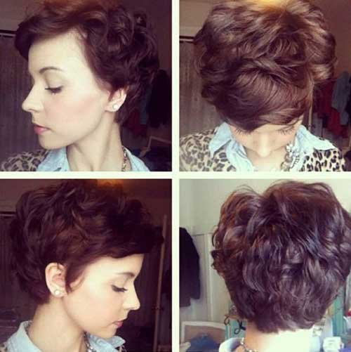 Pixie Cuts for Wavy Hair-6