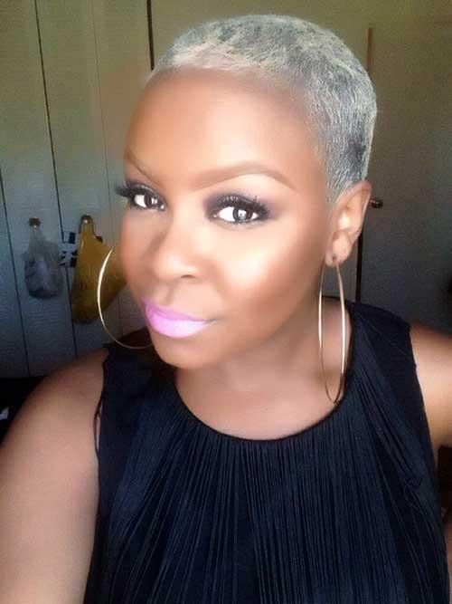 Short Hair for Black Women-6