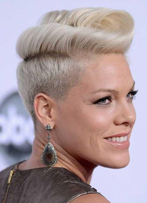 Celebrities Short Hair 2016-7