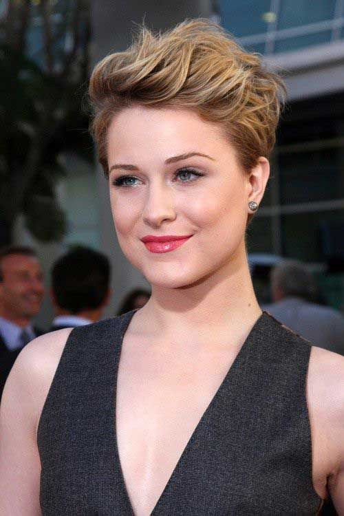 Short Haircuts For Round Fat Faces | The Best Short Hairstyles for Women 2015