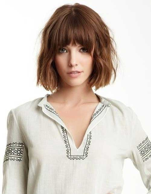 Short Haircuts for Long Faces-7