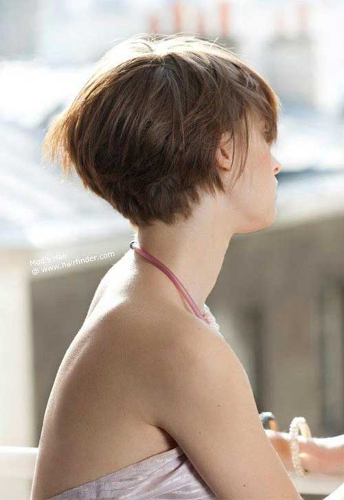 Short Haircuts For 2016-7