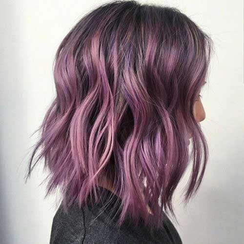 Hair Color for Short Hair-8