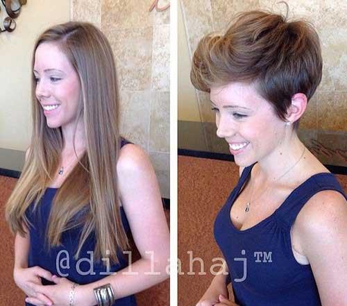 Cute Pixie Haircuts-8
