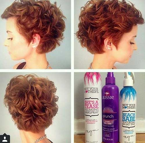 Pixie Cuts for Wavy Hair-8