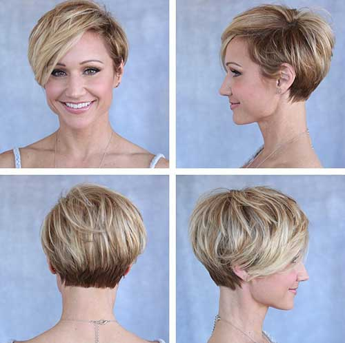 Short Blonde Haircuts-8