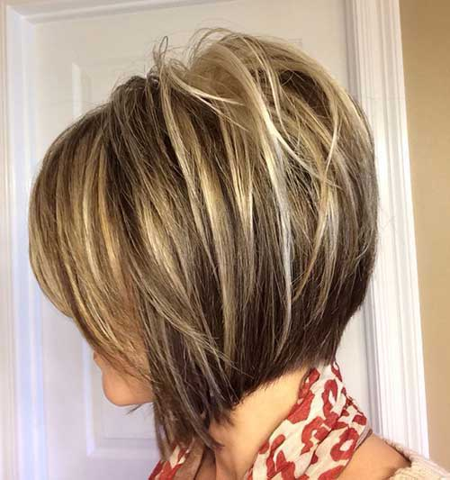 2017 Short Hair Styles likewise Haircuts And Hairstyles For 2017 Hair ...