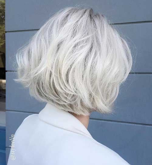 Short Hairstyles for Thick Hair-8