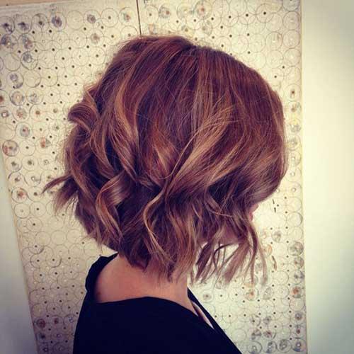 Short Wavy Hairstyles-9