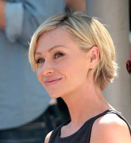 Short Hair : Celebrities Short Hair 2015 - 2016 The Best Short Hairstyles for