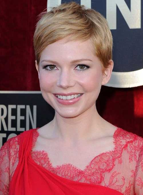 Pixie Style Haircuts for Fine Hair